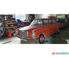 Mercedes-benz 200 D 1967