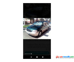 Kia Carnival Ex Impecable 2004
