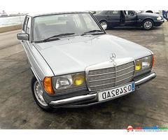 Mercedes 300-d 1984