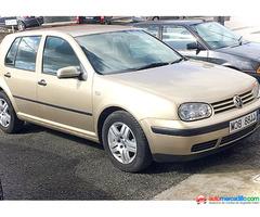 Volkswagen Golf Tdi Tdi 2000