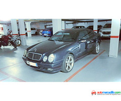 Mercedes-benz Clk 2.3 Kompressor 2.3 2002