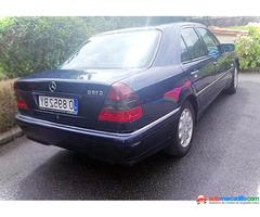 Mercedes-benz C 180 Elegance 1998