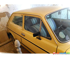 Seat Seat 127 C 2 P 1977