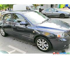 Mazda Mazda 3 Distintivo Medioambent 2007