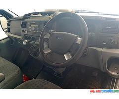 Ford Ambulancia