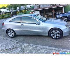 Mercedes-benz C220 Cdi Sportcoupe Cdi 2003
