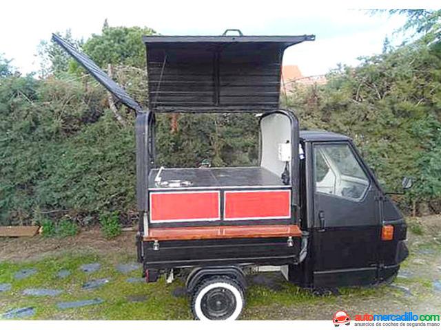 Piaggio Food Truck 2001