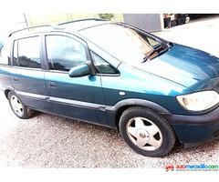 Opel Zafira For 2003