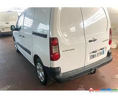 Peugeot Partner 1.6 Hdi 75 Hdi 2014