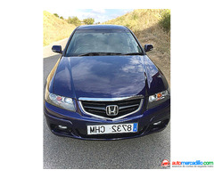 Honda Accord I-vtec 2.0 Sport 2.0 I-vtec 2003