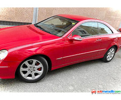 Mercedes-benz Clk 270 2002