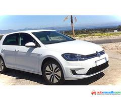Volkswagen E-golf 136 Cv AutomÁtico 2017