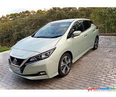 Nissan Leaf Tekna 40kwh 2019