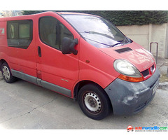 Renault TrÁfico Cd 100