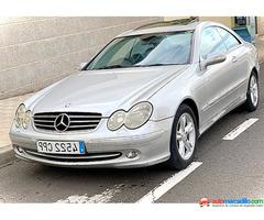 Mercedes-benz Clase Clk 2004