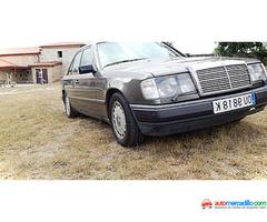 Mercedes W124 300 E 1987