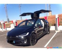 Porsche Tesla Xp100 D 2017