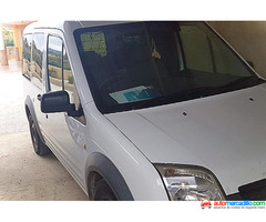 Ford Tourneo Ect 2013