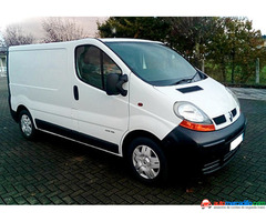 Renault Trafic Dci100 2001