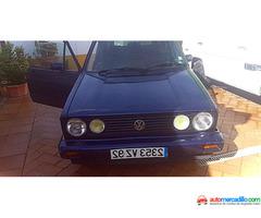 Wolksvagen Golf 2 Cabriolet Karman 1991