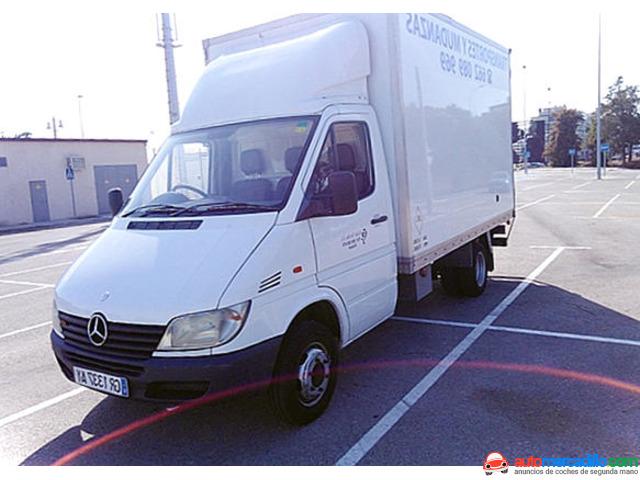 Mercedes Sprinter 2000