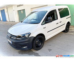 Volkswagen Caddy 4motion 2016