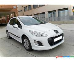 Peugeot 308 1.6 Vti 1.6 Ti 2012