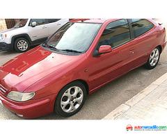 Citroen Xsara Coupe Vts 1.6 I 1.6 Vts 2001