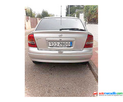 Opel Astra 1.6 Dci 1.6 Dci 2002
