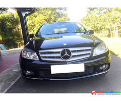 Mercedes-benz C200 Cdi Blue Efficiency Cdi 2010
