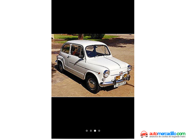 Seat 600 L Special 1973