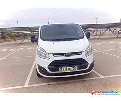 Ford Custom 2014