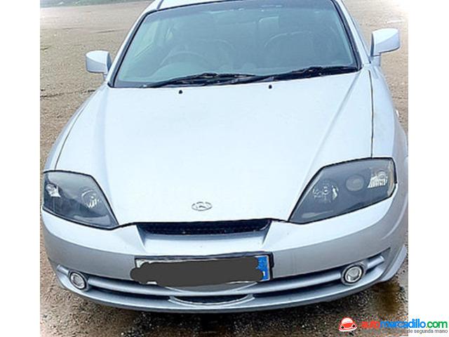 Hyundai CoupÉ 2005