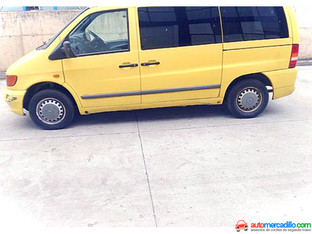 Mercedes-benz Vito 1998