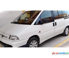 Fiat Scudo Combinato 2.0jtd 2.0 Td 2000