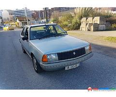 Renault 18 Turbo 1983