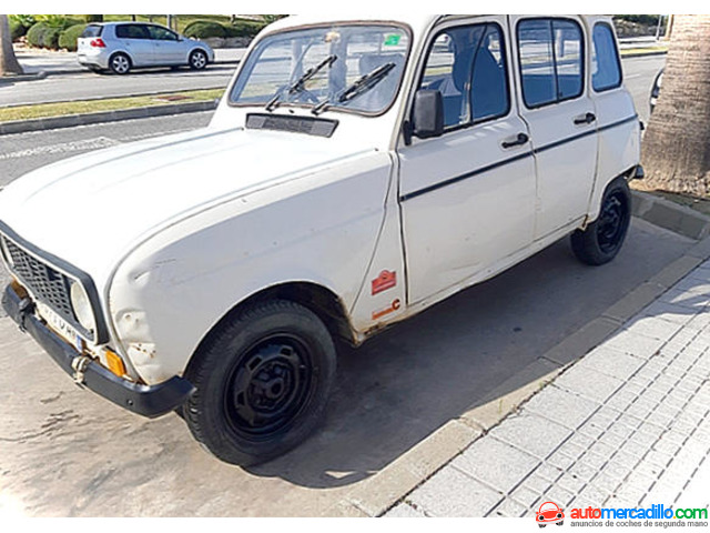 Renault 4 L 1.1 1.1 1987