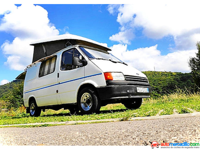 Ford Transit Nugget 1986