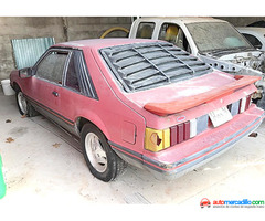 Ford Mustang 2.8 2.8 1982