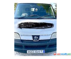 Peugeot Sobre Elevada 3 Plazas 2.2 Hdi 2003