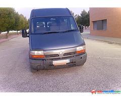Renault MÁster 2.5 2.5 2001