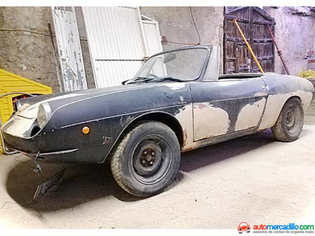 Fiat 850 Sport Bertone 1968