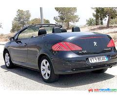 Peugeot Peugeot 307 Cabrio 2007