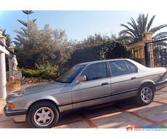 Bmw 750 Ia 1989