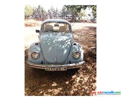 Wolksvagen Escarabajo 1500 Cc Cc 1969