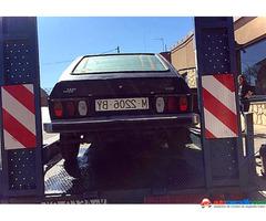 Seat 128 Sport Cambio 1977