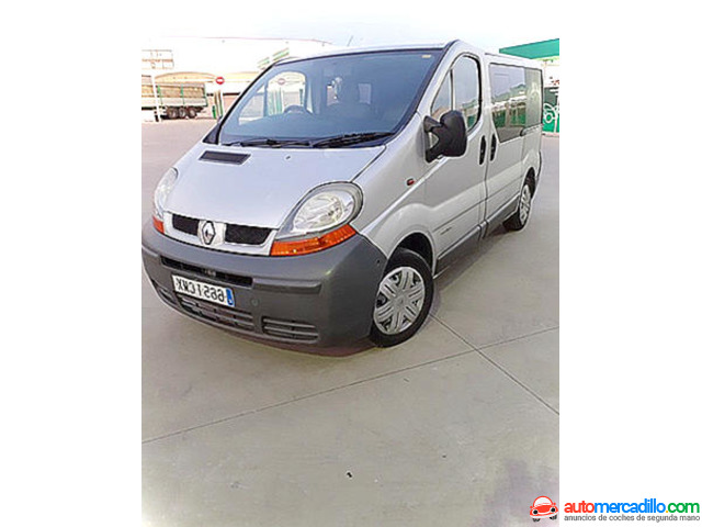 Renault Trafic 1.9 Dci 1.9 Dci 2003
