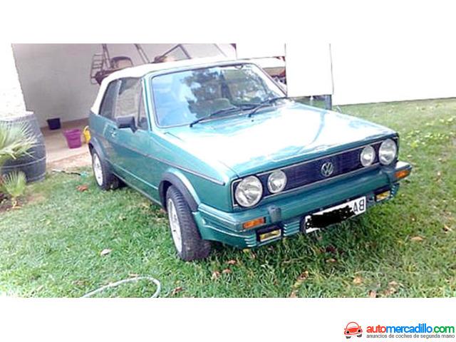 Volkswagen Golf Cabriolet 1983