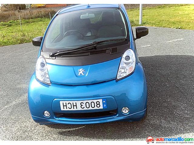 Peugeot Ion 2011
