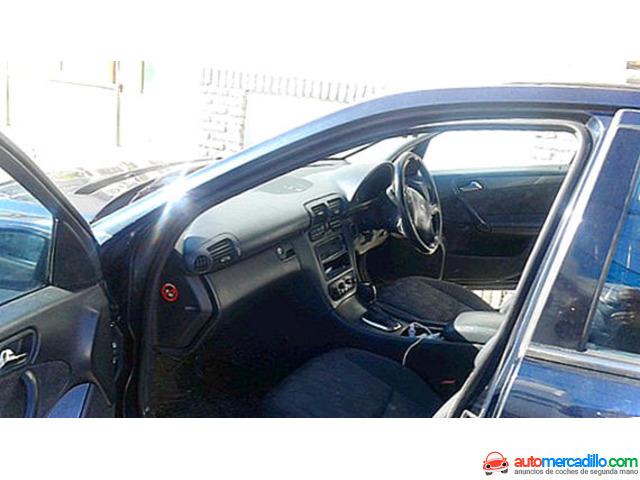 Mercedes-benz Mercede 220 2002